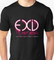 EXID Hot Pink Unisex T-Shirt