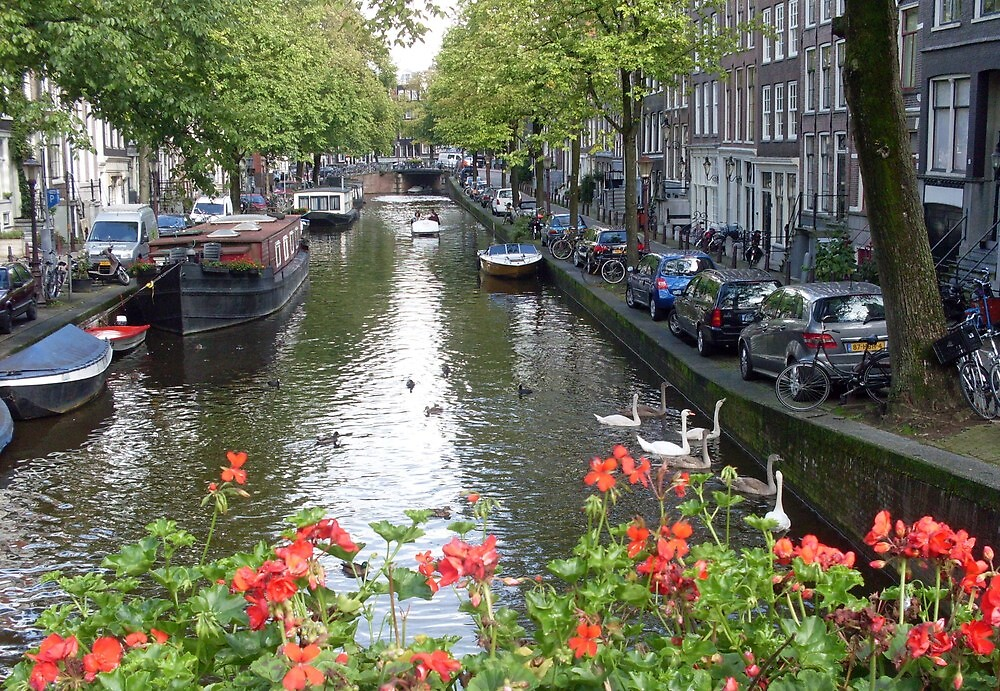 Canal of Love by podspics