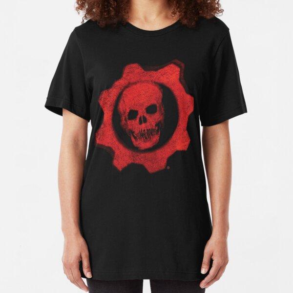 Gears of War (GoW) Slim Fit T-Shirt