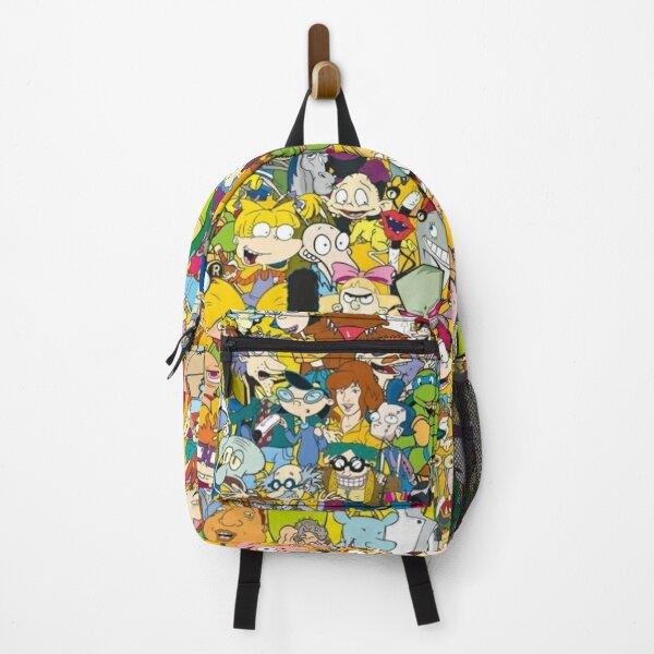 90s Cartoons Backpack