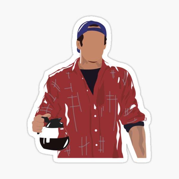 Luke Danes  Sticker