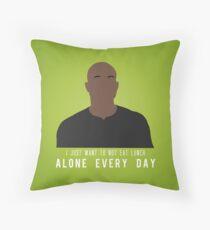 Vernon Boyd Print Throw Pillow