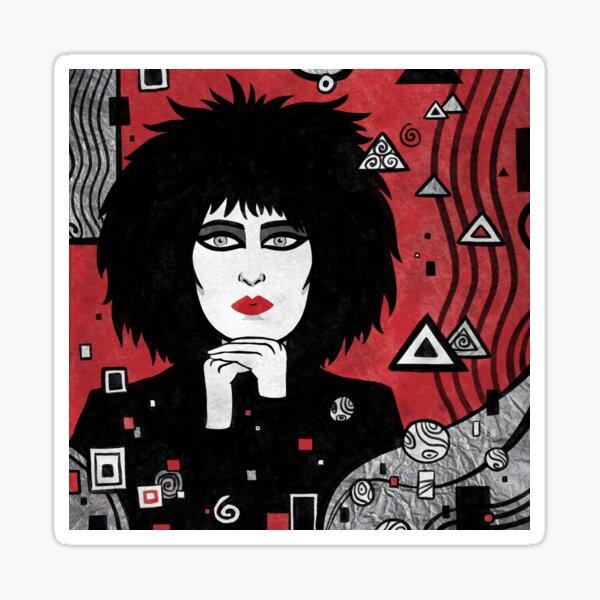 Siouxsie Sioux Sticker