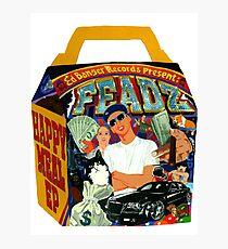 Feadz - Happy Meal EP  Photographic Print