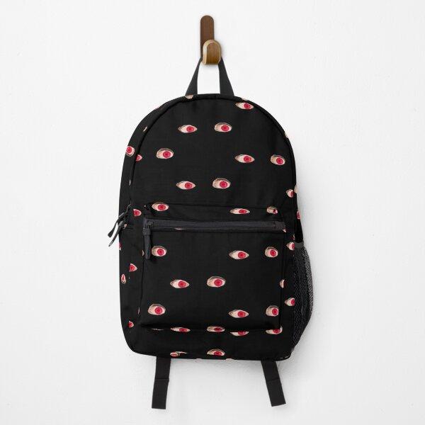 Yandere eyes vectorized sticker cut Backpack