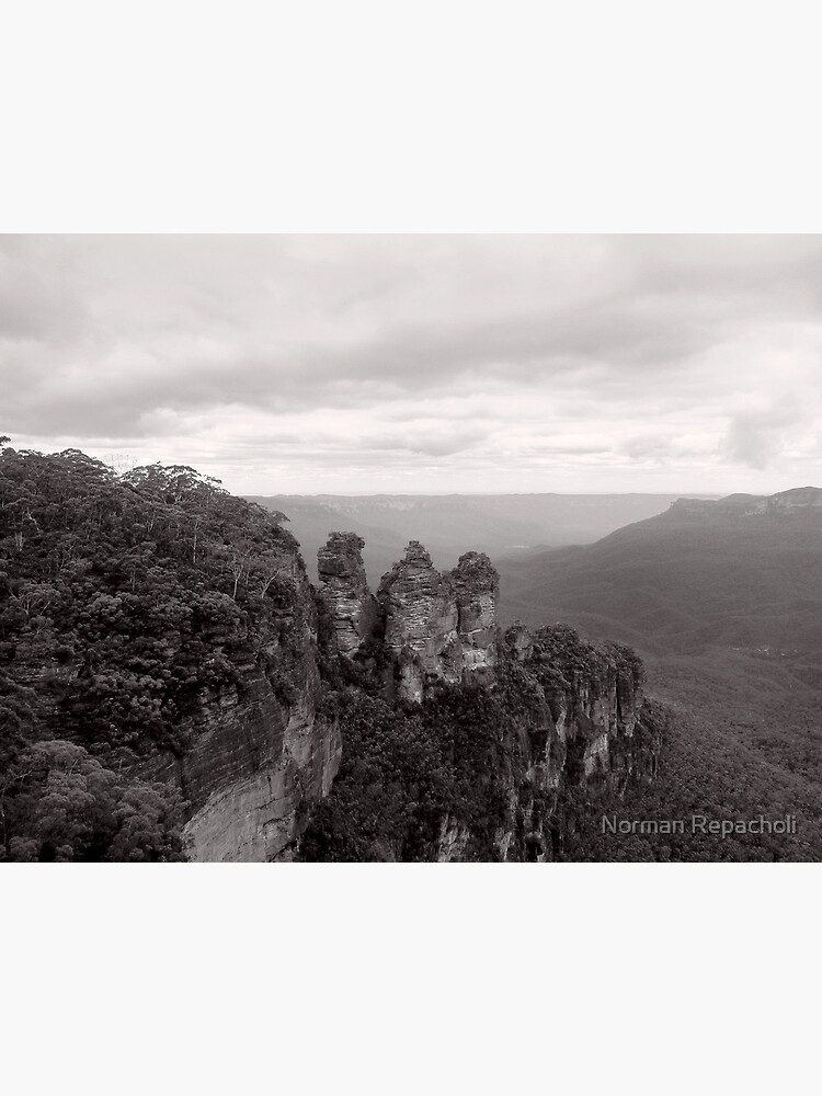 The Three Sisters - NSW - Australia by keystone