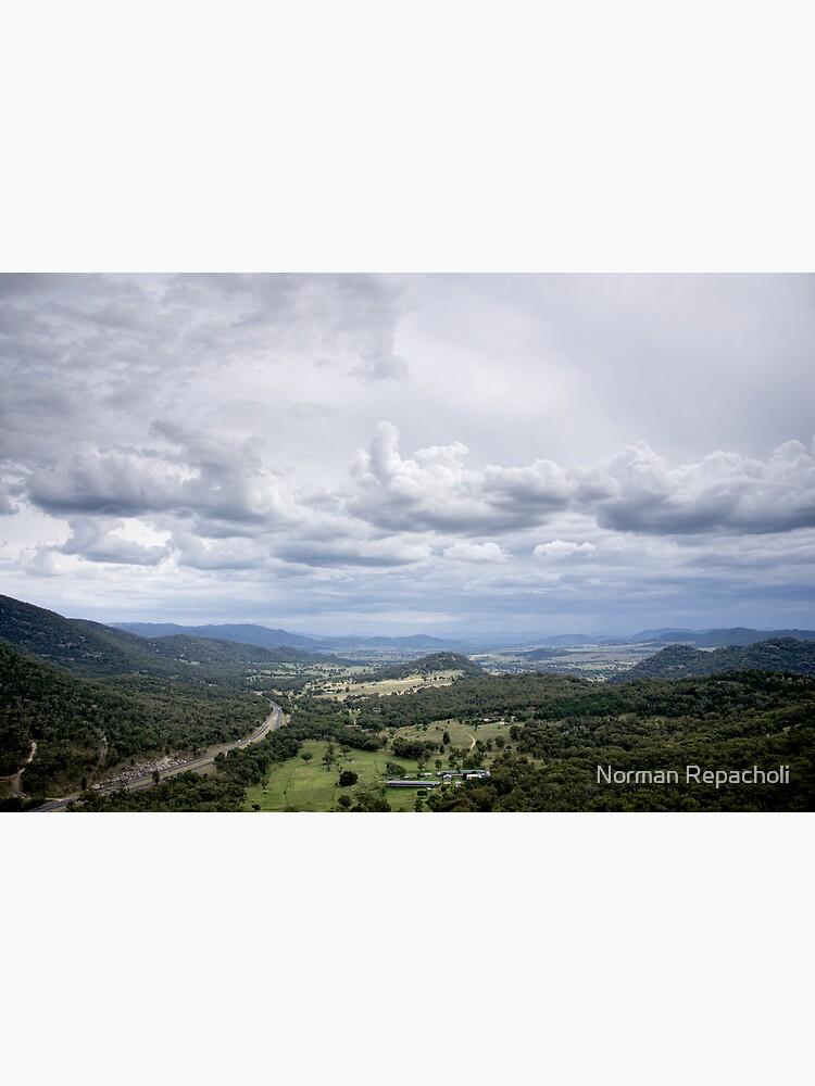 Clouds over Moonbi - NSW - Australia by keystone