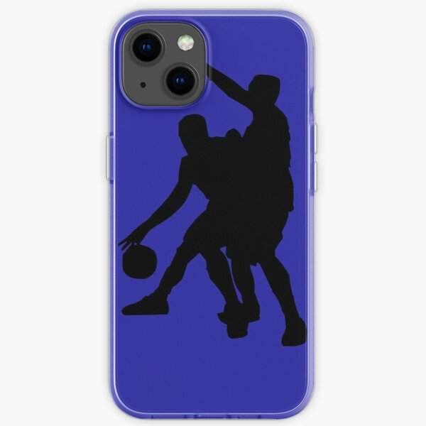 Basketball fans t-shirt and other accessories iPhone Soft Case