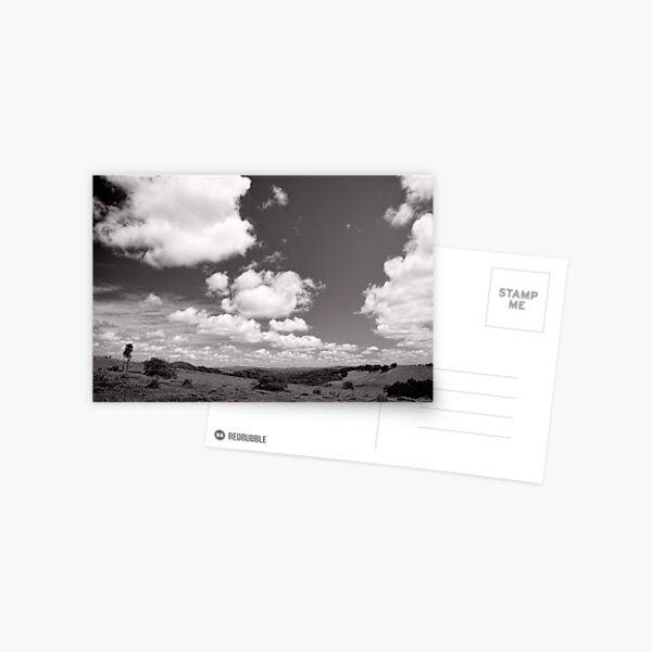 Valley of Clouds - Dorrigo - NSW - Australia Postcard