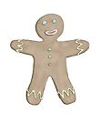 Gingerbreadman by Jennifer Kilgour
