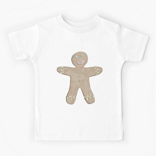 Gingerbreadman Kids T-Shirt