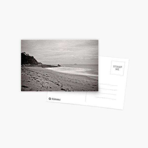 Erosion of time - Korora - NSW - Australia Postcard