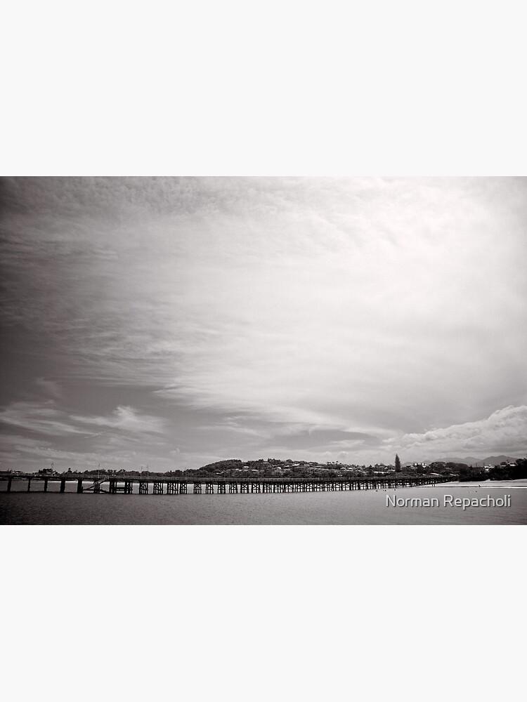 Endless Pier - Coffs Harbour - NSW - Australia by keystone