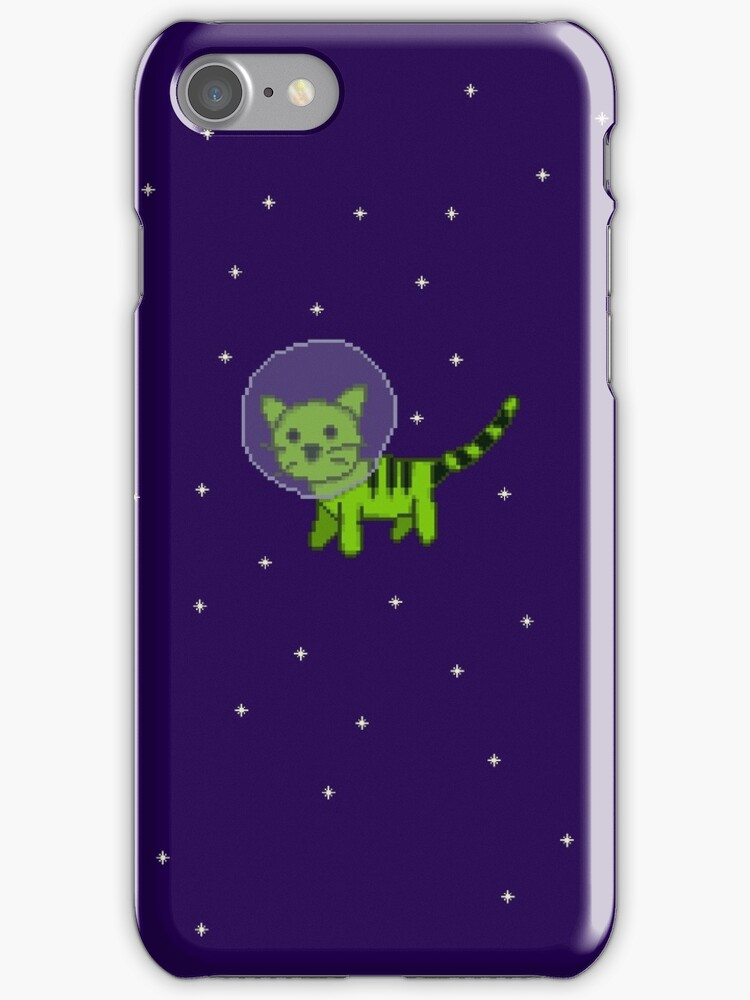 Space Kitten by Matimoo