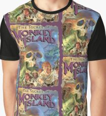 The Secret of Monkey Island Graphic T-Shirt
