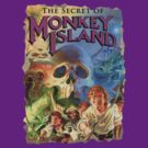 The Secret of Monkey Island by Blank-Infinity