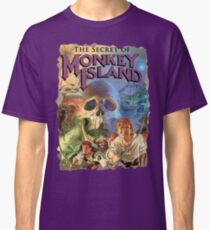 The Secret of Monkey Island Classic T-Shirt