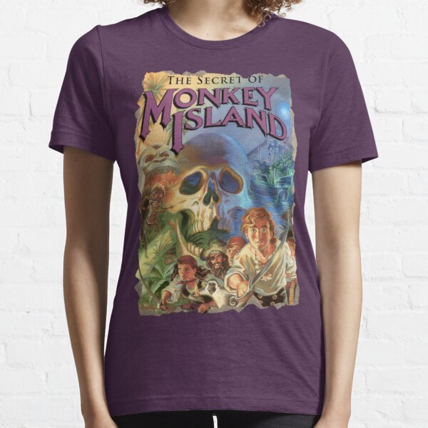 The Secret of Monkey Island Essential T-Shirt