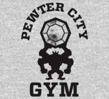 Pewter City Gym | Unisex T-Shirt