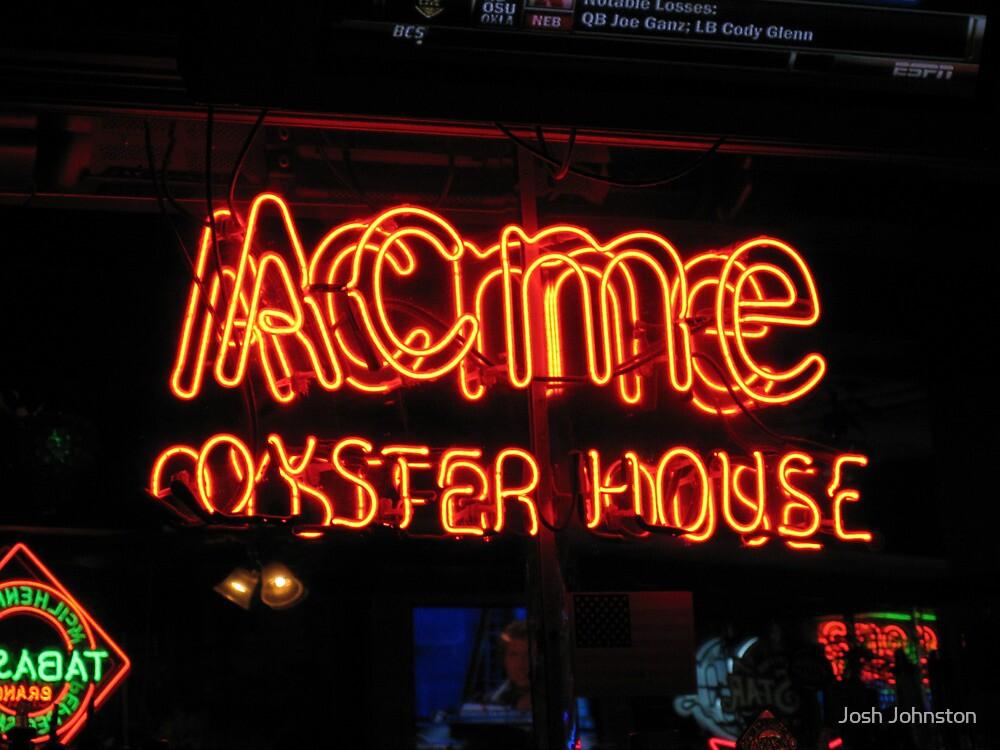 Acme by Josh Johnston