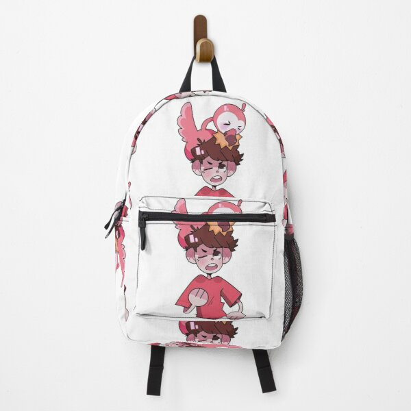 albertstuff flamingo 34 Backpack