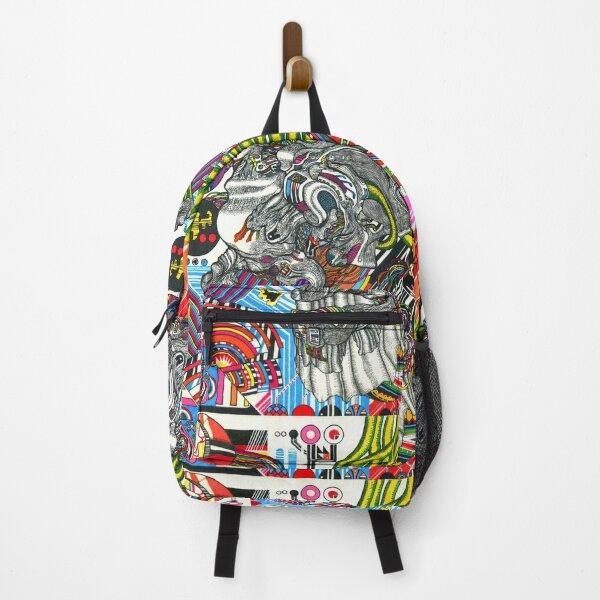 DONKEY GINGHAM Backpack