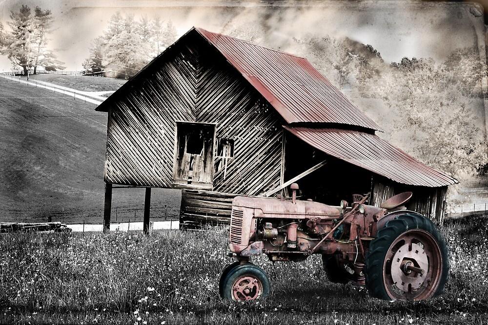 North Carolina Country by Gray Artus