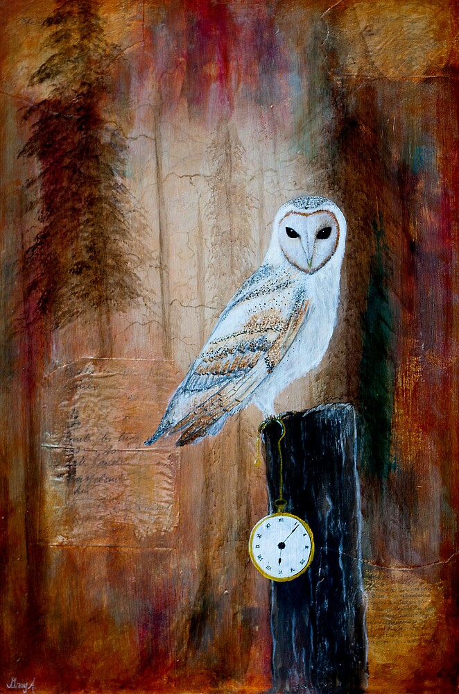 Keeper of Time by Gray Artus