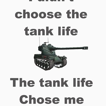 Tank Life: french by bronzestout