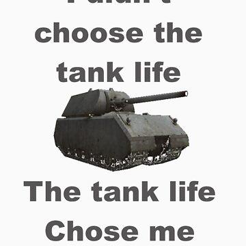 Tank Life: German by bronzestout