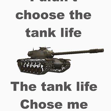 Tank Life: USA by bronzestout