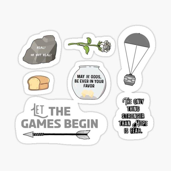 Hunger Games Sticker