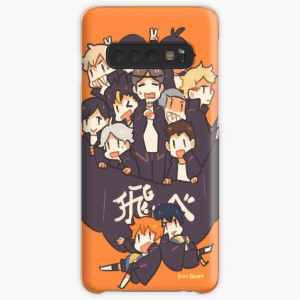 Haikyuu!! Team Karasuno Samsung Galaxy Snap Case