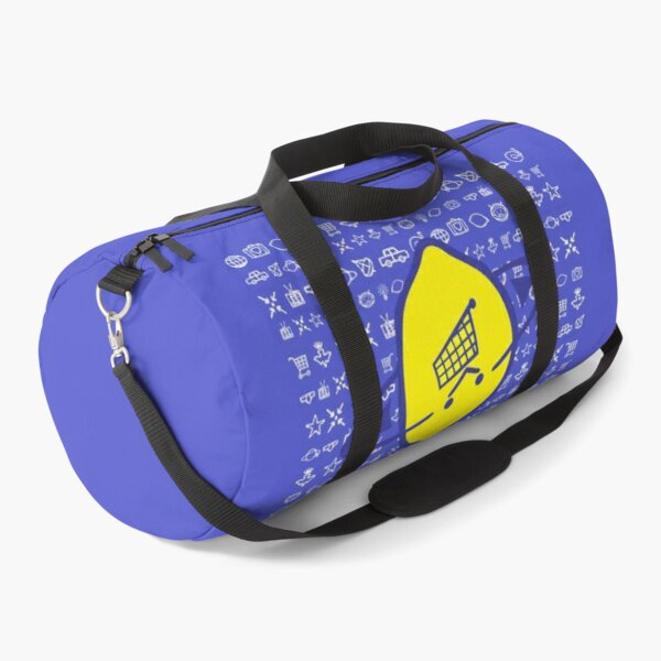 Lemon - Midnight Is Where the Day Begins Duffle Bag