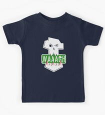 WAAAGH! ORKS Kinder T-Shirt