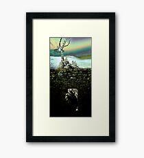 Survival Framed Print
