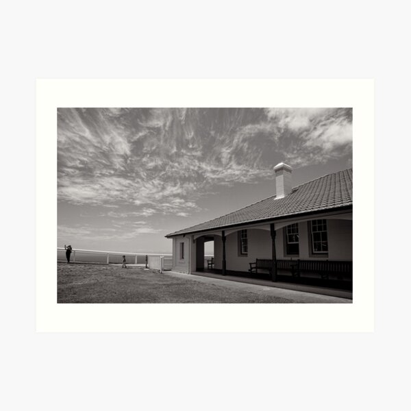 House on the Cape - NSW - Australia Art Print