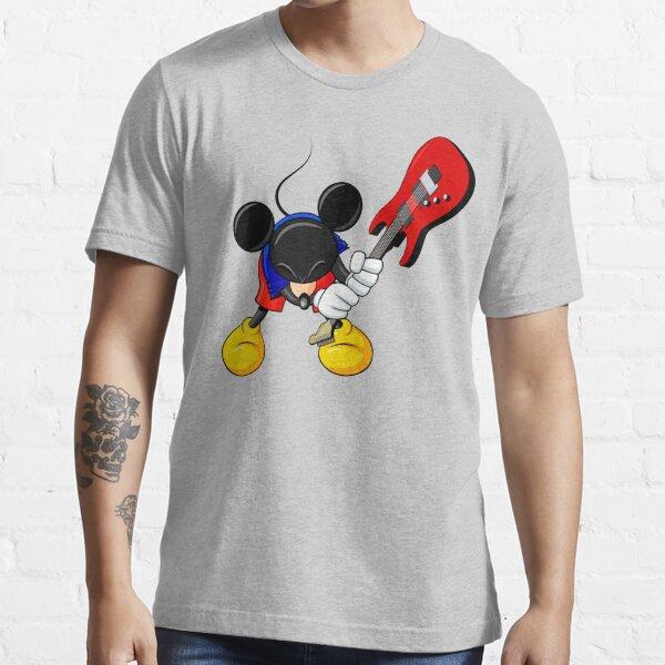 Rockeur punk T-shirt essentiel