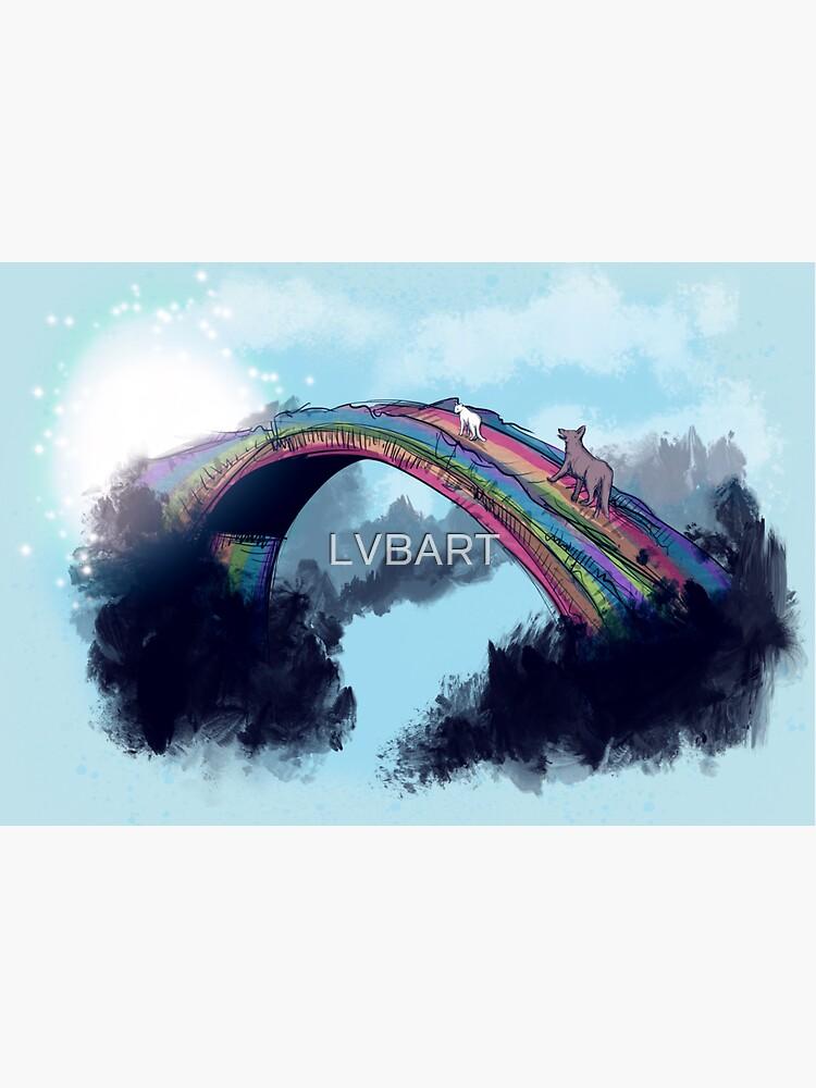 Rainbow Bridge by LVBART