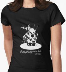War Pig Women's Fitted T-Shirt