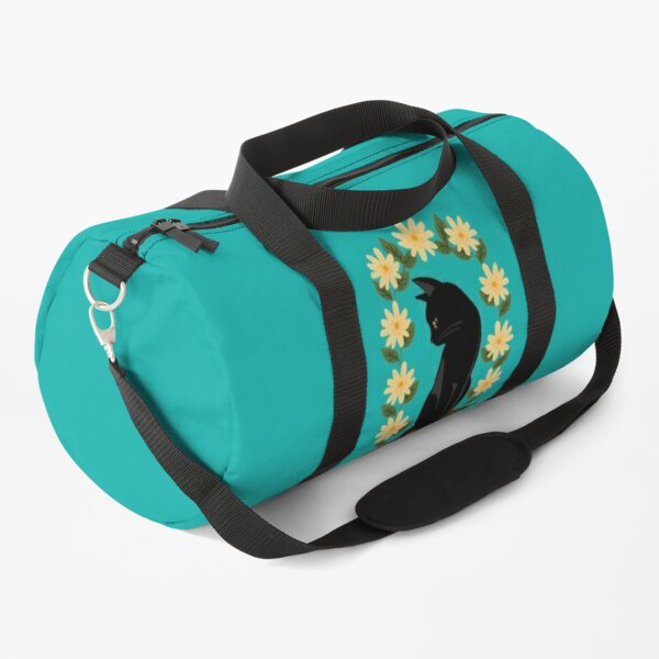 Flower gate Duffle Bag