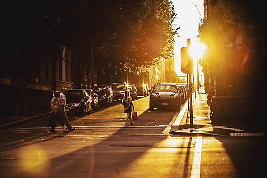 Golden Hour by Daniel Fisher