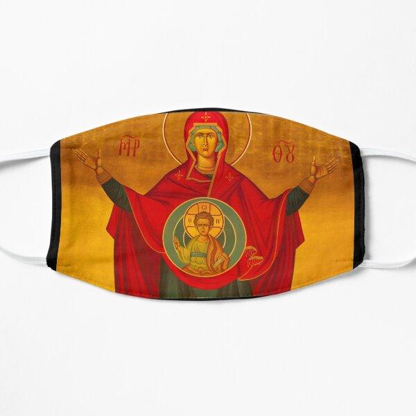 Platytera ('More Spacious than the Heavens') Icon Flat Mask