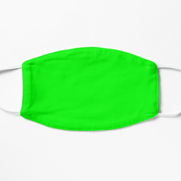 Neon Green Mask