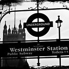 Underground by Ann Evans