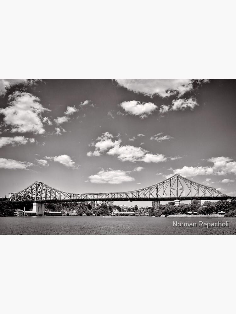 Bridging the Brisbane River - Australia by keystone