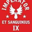 IMPERATOR ET SANGUINIUS - ANGELS by GroatsworthTees