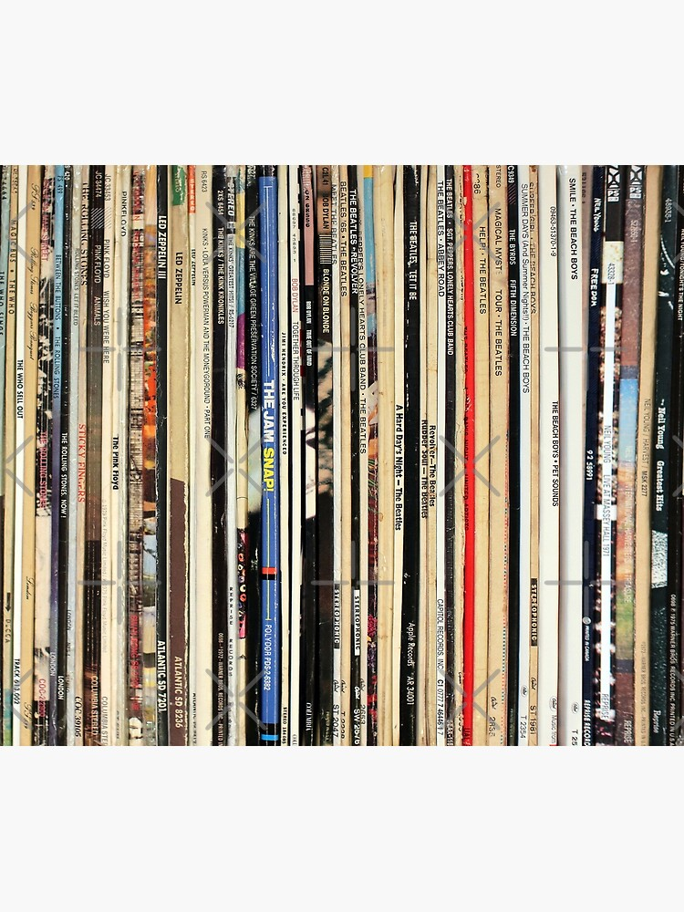 Classic Rock Vinyl Records  by Iheartrecords
