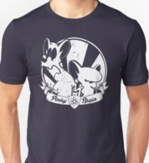 Pinky & The Brain Unisex T-Shirt