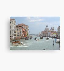 Grand Canal Canvas Print